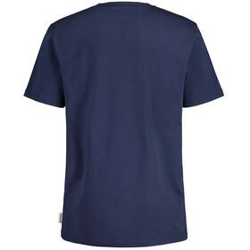 Maloja WeinbirneM. SS T-Shirt Men, night sky